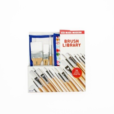 Brush Library