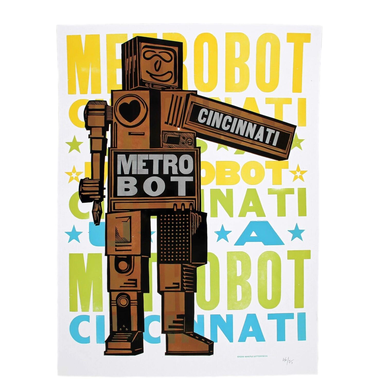 Metrobot Print