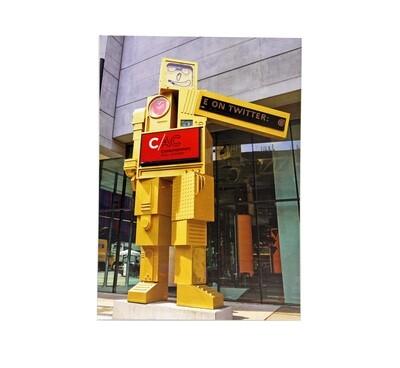 CAC Postcard Metrobot