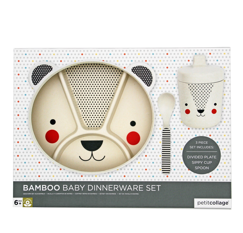 Bear Bamboo Dinnerware