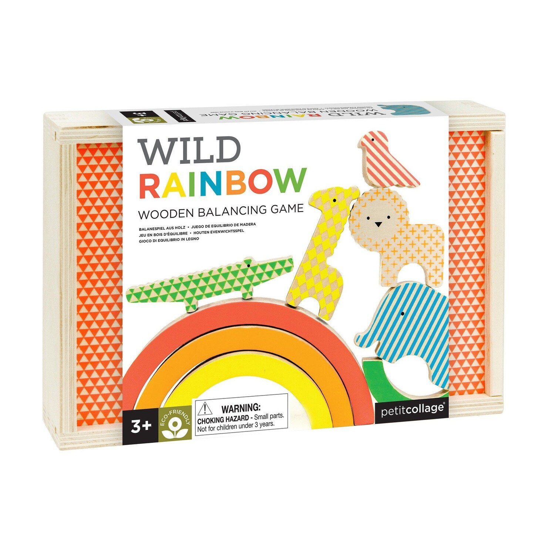 Wild Rainbow Balancing