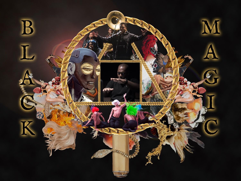 Rashaad Newsome: Black Magic