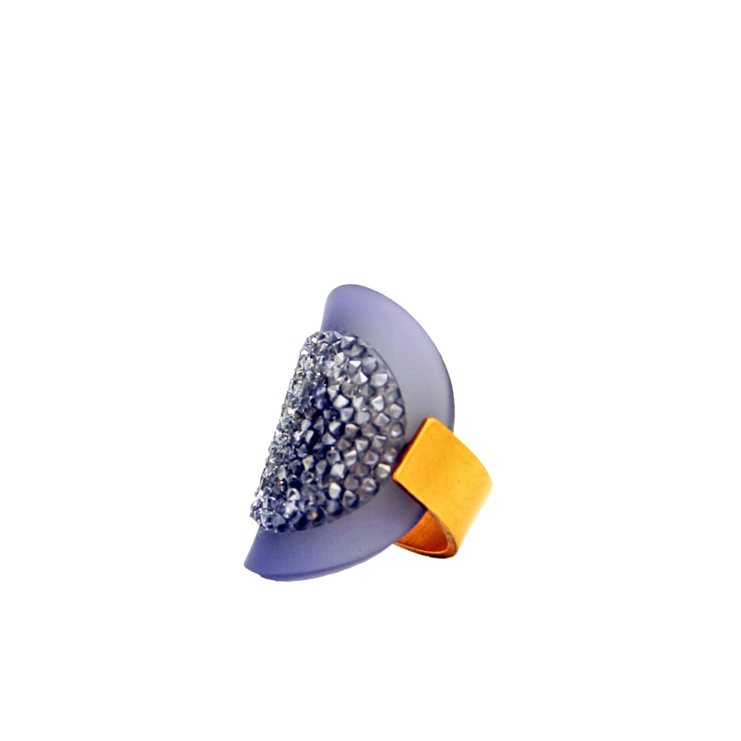 Crystal PVC Ring
