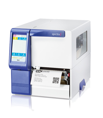 Carl Valentin Spectra II 103/8 Transfer printer