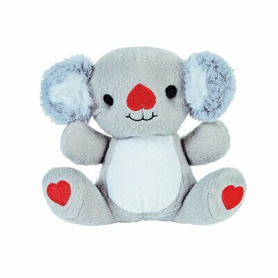 Koala Valentines Stuffed Animal Combo