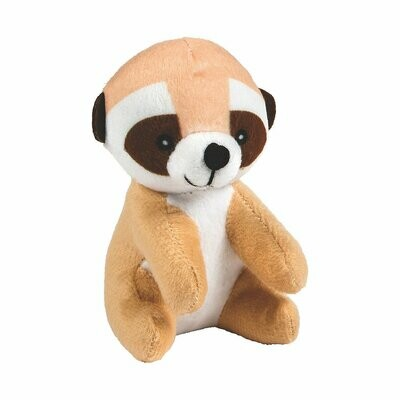 Meerkat Valentines Stuffed Animal Combo