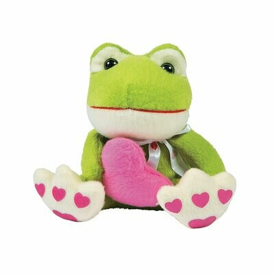 Frog Valentines Stuffed Animal Combo