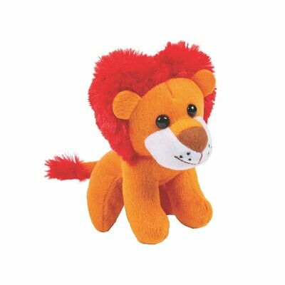 Lion Valentines Stuffed Animal Combo