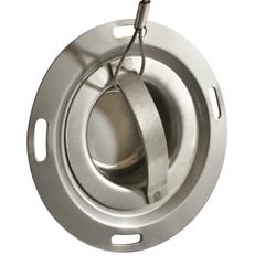 Aluminum Inspection Plugs