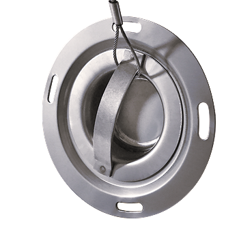 Stainless Steel Inspection Ports