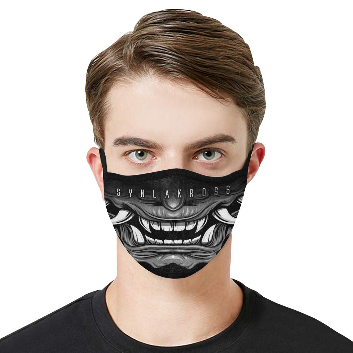 Samurai Face Mask (adults and kids)