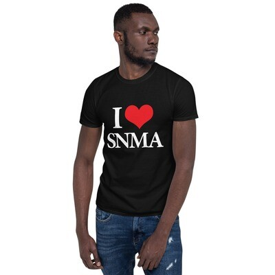 iLOVE Short-Sleeve Unisex T-Shirt