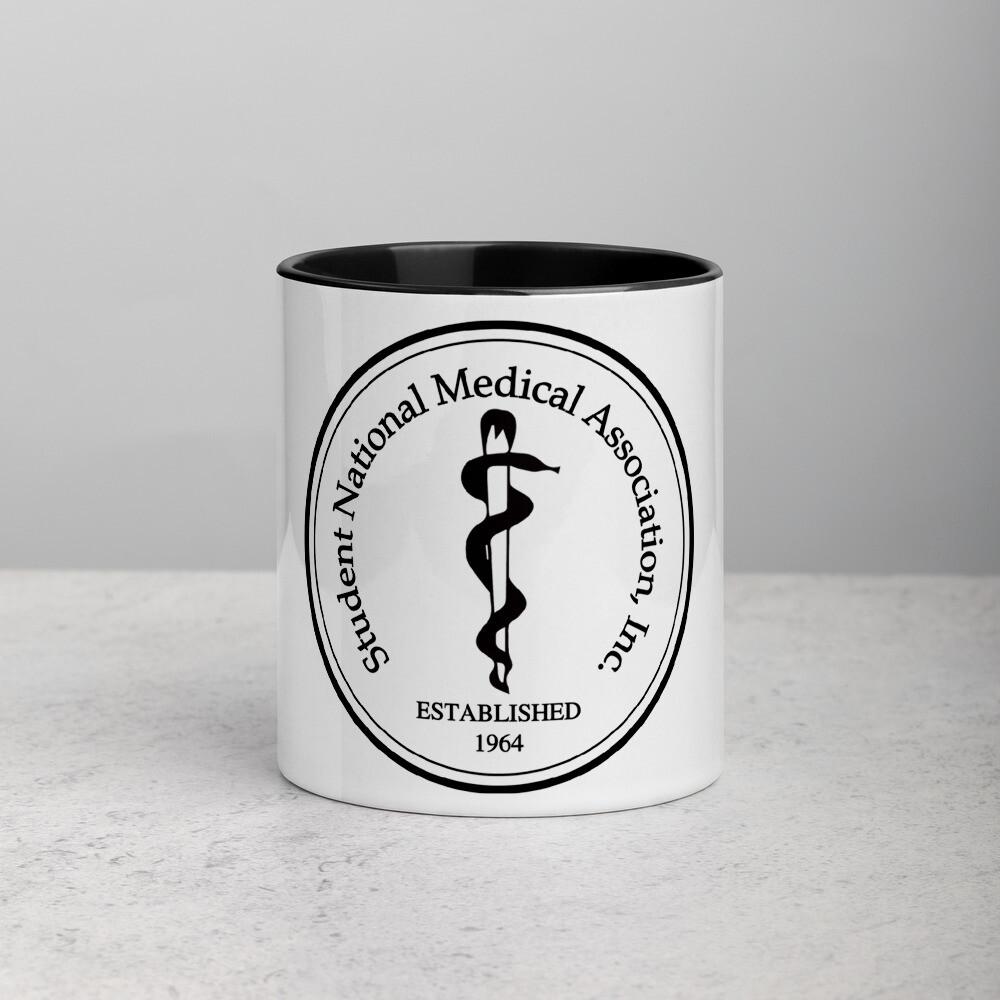 Mug with Color Inside Logo