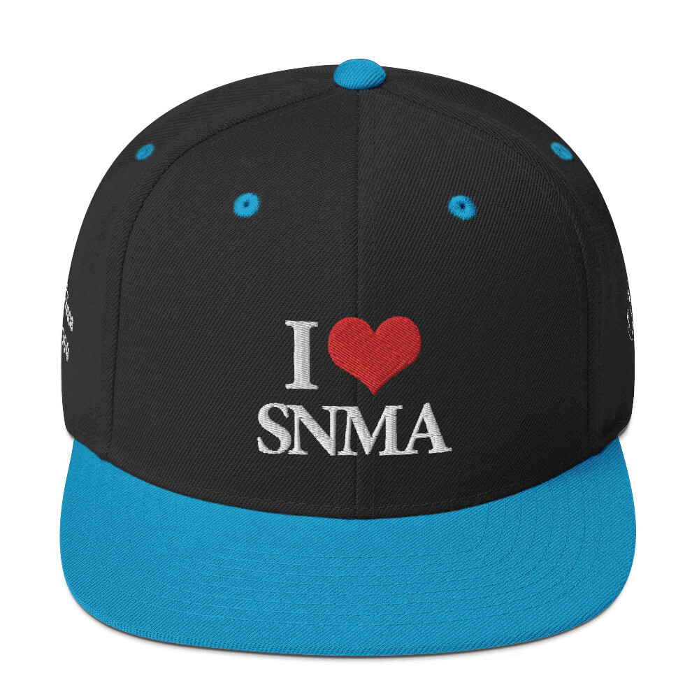 iLOVE Snapback Hat