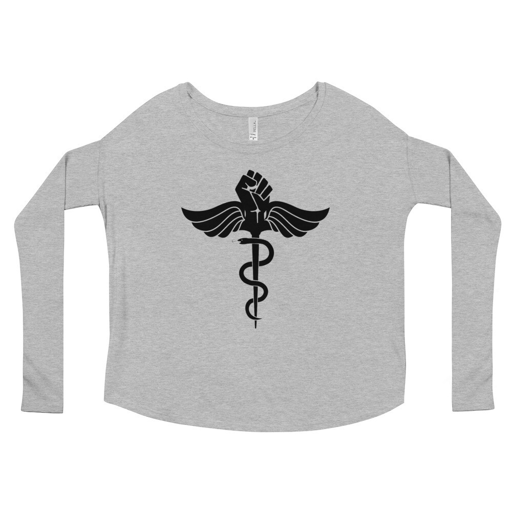 Fistof Ladies' Long Sleeve Tee