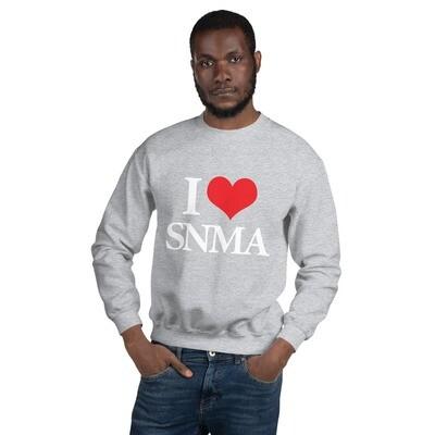 iLove Unisex Sweatshirt
