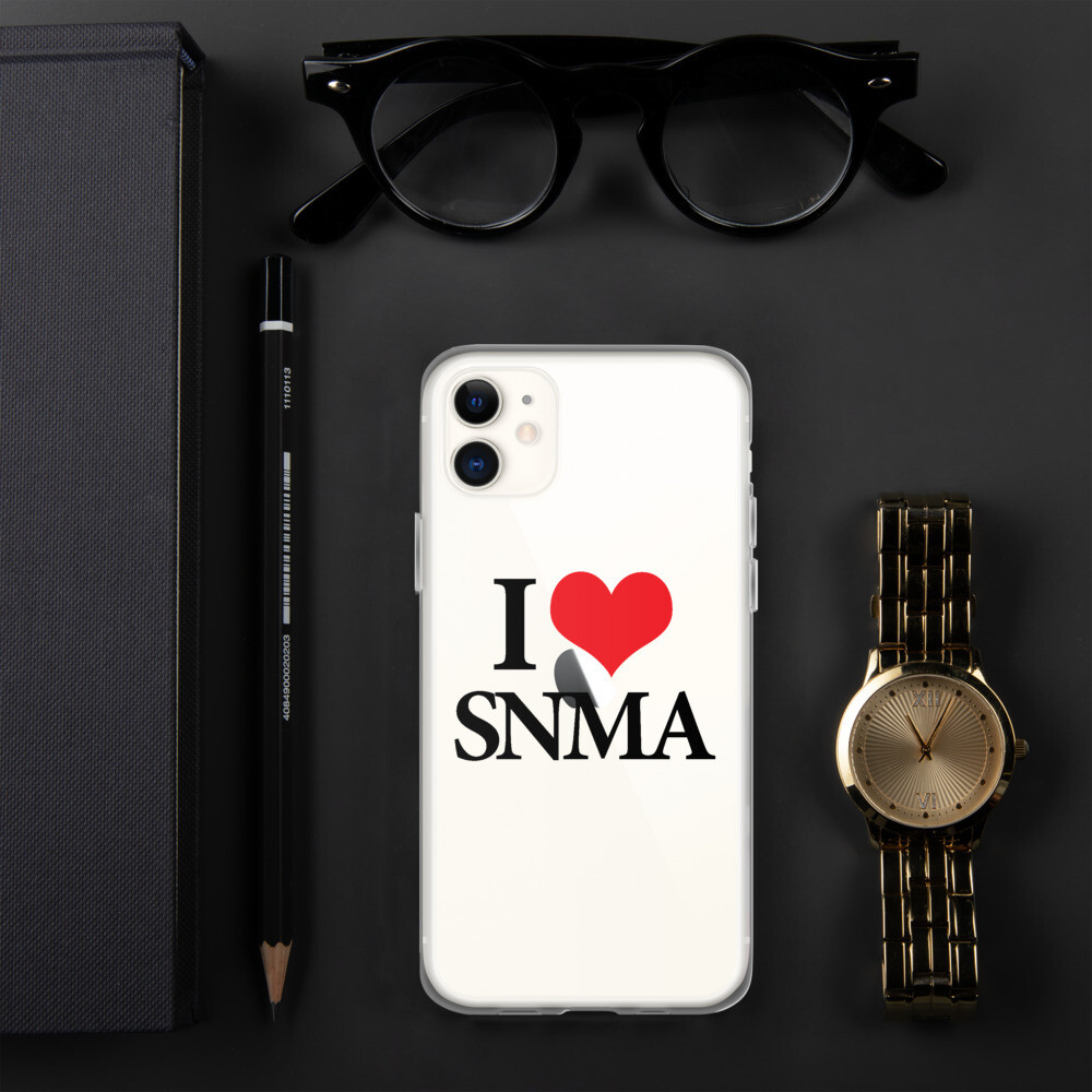 iLoveSNMA iPhone Case