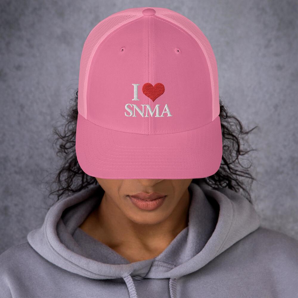 iLoveSNMA Trucker Cap