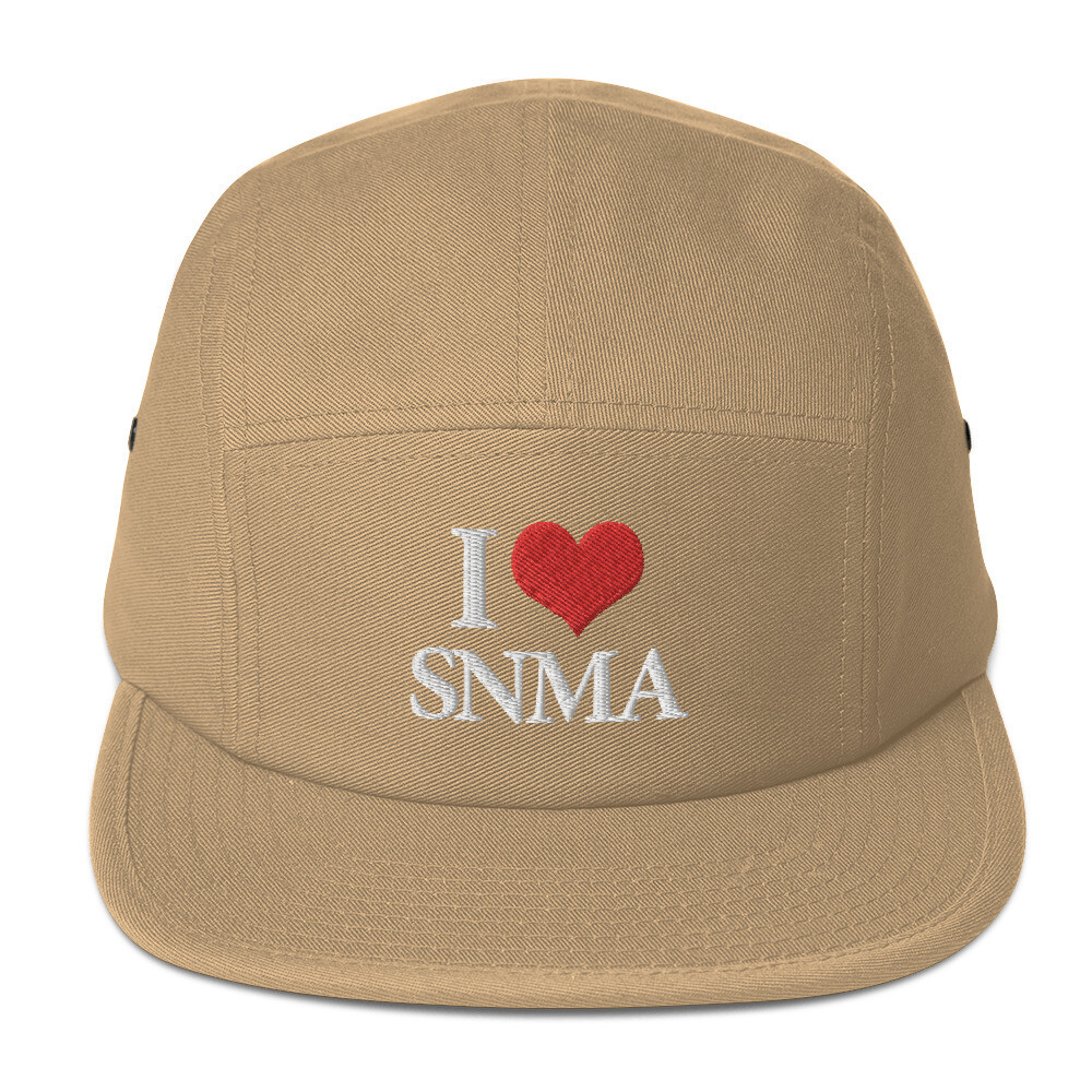 iLoveSNMA Five Panel Cap