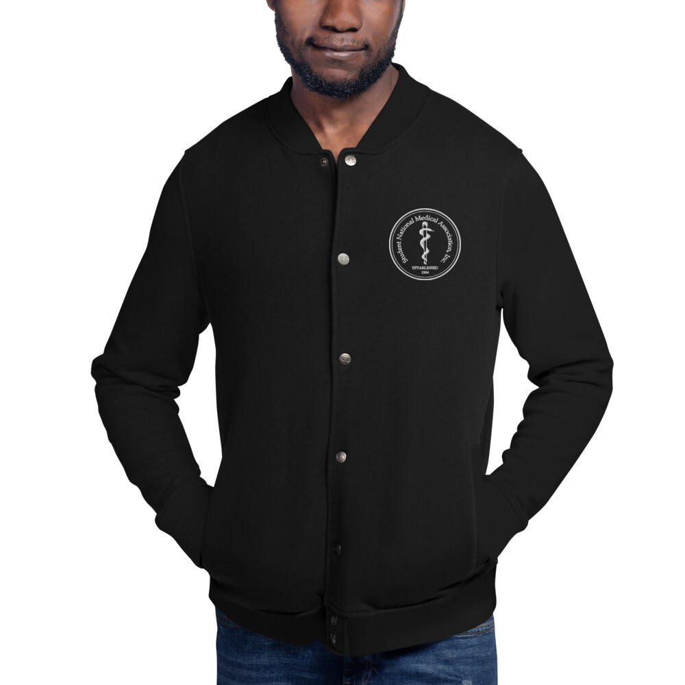Embroidered logoW Champion Bomber Jacket