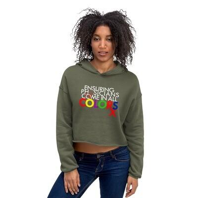 all colors Crop Hoodie