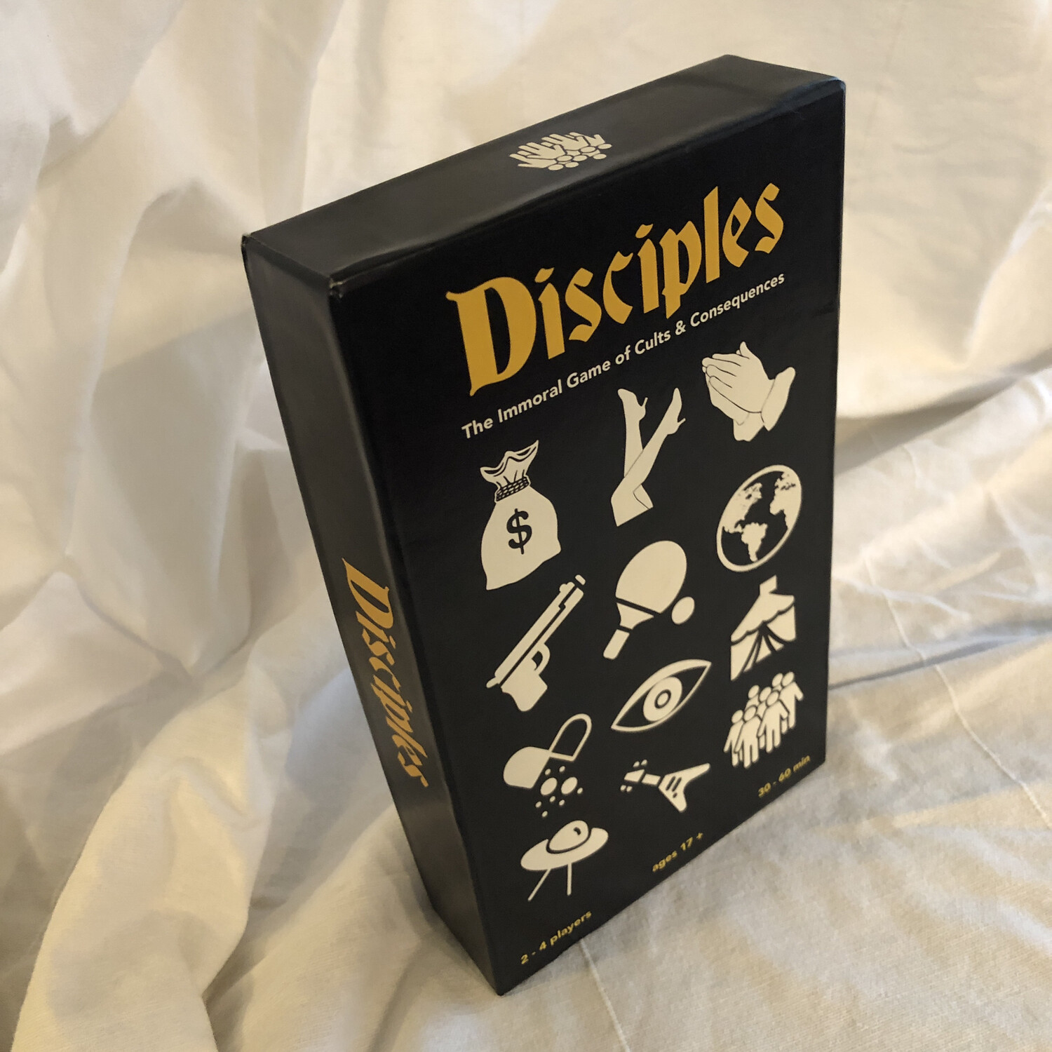 Disciples - The Game