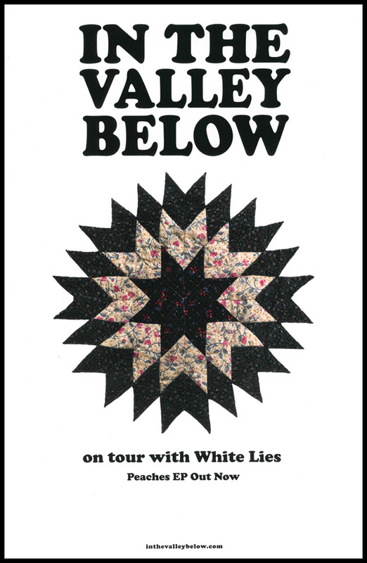 Promotional Tour Poster - Signed