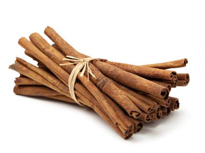Cassia Sticks 4inch - Whole