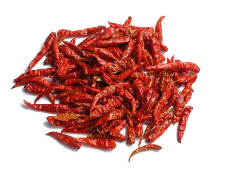 Chilli whole dried