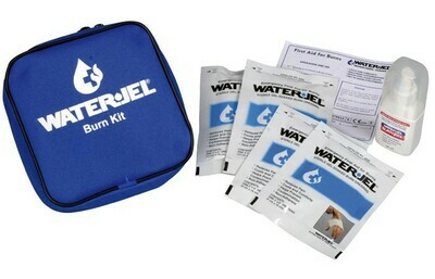 Waterjel Brandwonden set XS