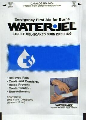 WaterJel brandwondverband 10 x 10cm