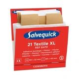 Salvequick textiel pleisters XL 6470