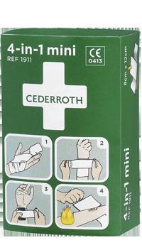 Cederroth Bloedstop mini 19110