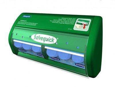 Salvequick pleisterautomaat detectie