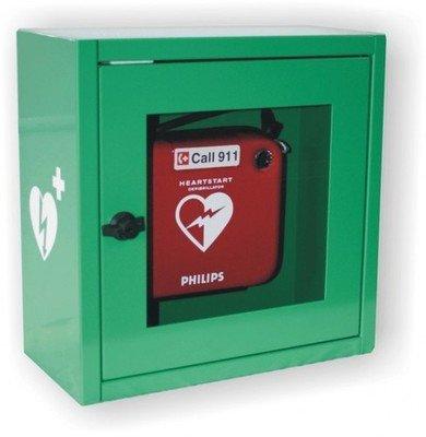 Universele AED wandkast