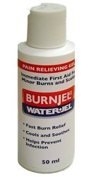 WaterJel brandwondenzalf 50ml
