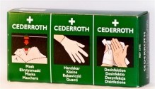 Cederroth Protectiepakket 25960