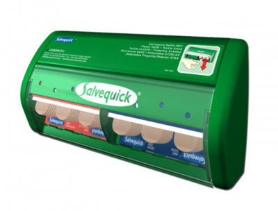 Salvequick pleisterautomaat