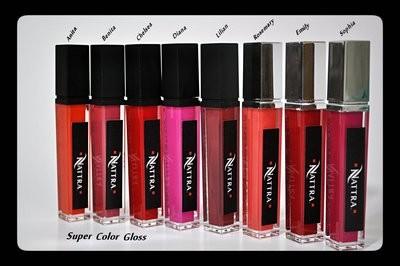 Super color gloss / Lipgloss