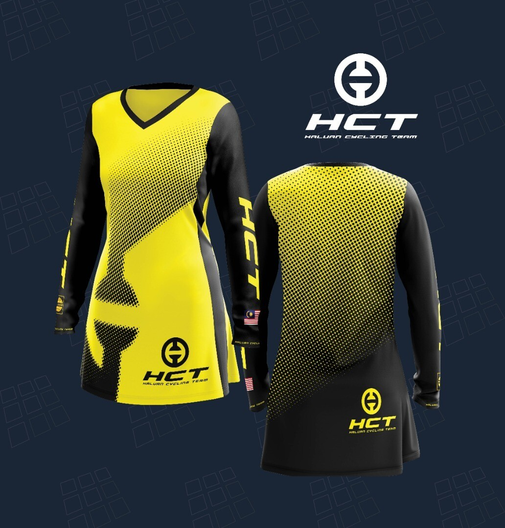 Pre-Order | HCT Official Jersey 1.0