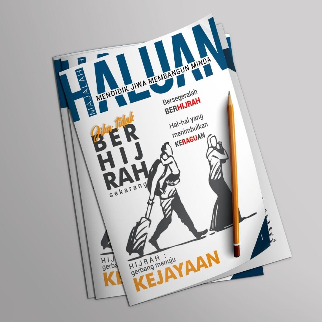 eBook | Majalah HALUAN Edisi 1/2021