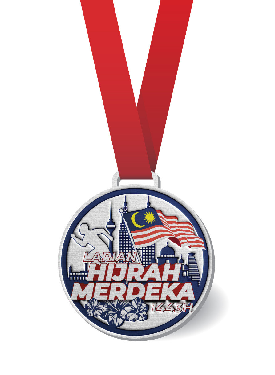 Pre-Order | #LHM1443H Official Medal