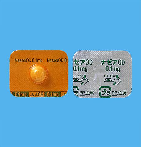 Nasea OD Tablets 0.1mg 10tab.