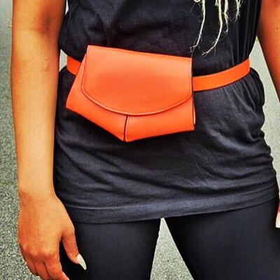 Fanny Pack-Orange