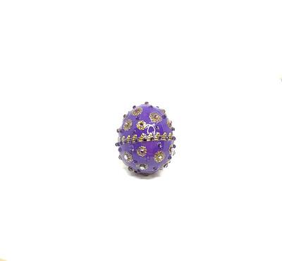 FAB-u-LUS  Purple Classic Ring