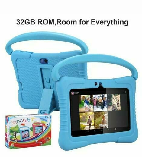 7-inch kids-google android 6.0 tablet PC
