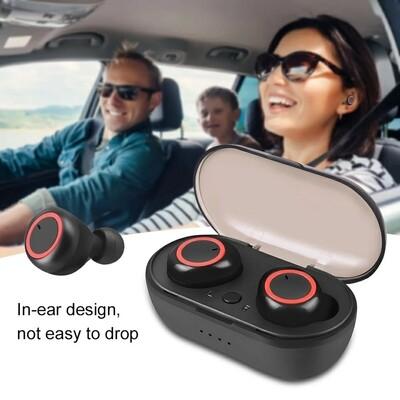 TWS Bluetooth wireless 5.0 earphone stereo earbud