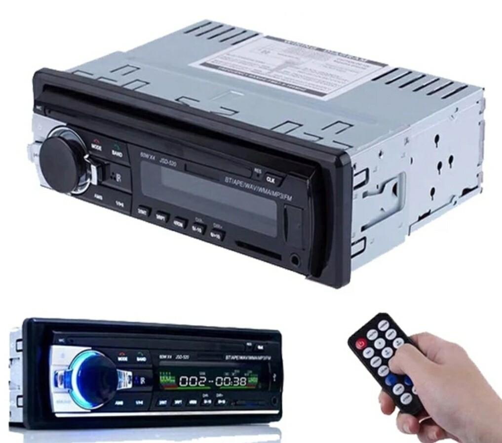 Cell World 1 din 12V Car stereo