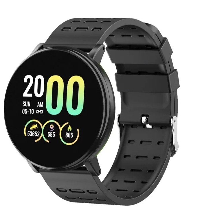 119 plus smart fitness watch