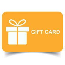 CellWorld Digital Gift Card
